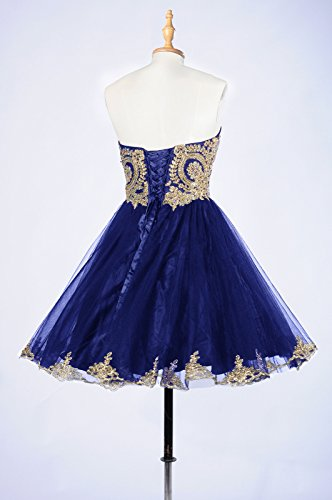 99gown Prom Dresses Short Lace Prom Homecoming Dresses Affordable ...
