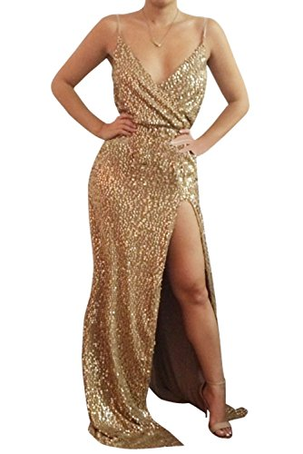 Sexy sequins dresses