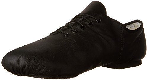 "Capezio Women's ""E"" Series Jazz Oxford,Black,8 M US"
