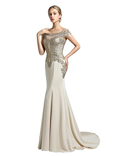 Clearbridal Women\'s Mermaid Evening Dress New Arrival 2018 Formal ...
