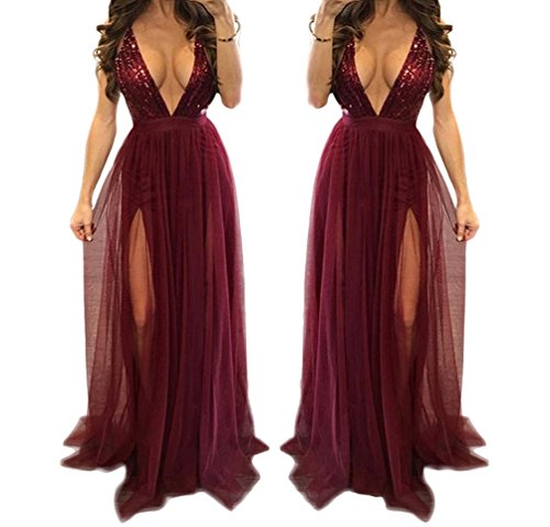 Eliffete Floor Length Burgundy Skirt for Girl Plus Size Sexy Cocktail Prom Dress