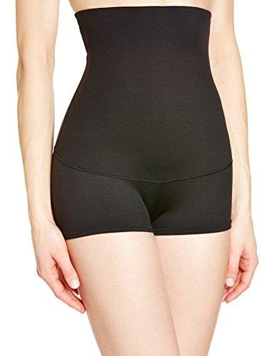 Maidenform Flexees Women's Shapewear Minimizing Hi-Waist Boyshort , Black, XX-Large