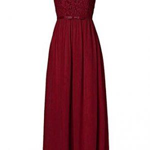 Ssyiz Custom Burgundy Bridesmaid Dresses,8