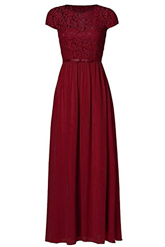 Ssyiz Custom Burgundy Bridesmaid Dresses,8
