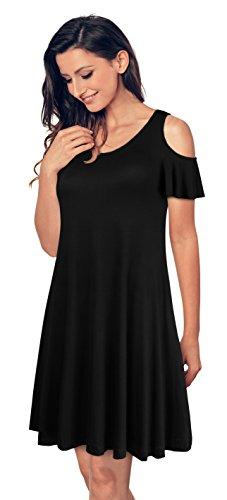 UniSweet Womens Dresses For Women Dress Maxi Summer Prom White Plus ...