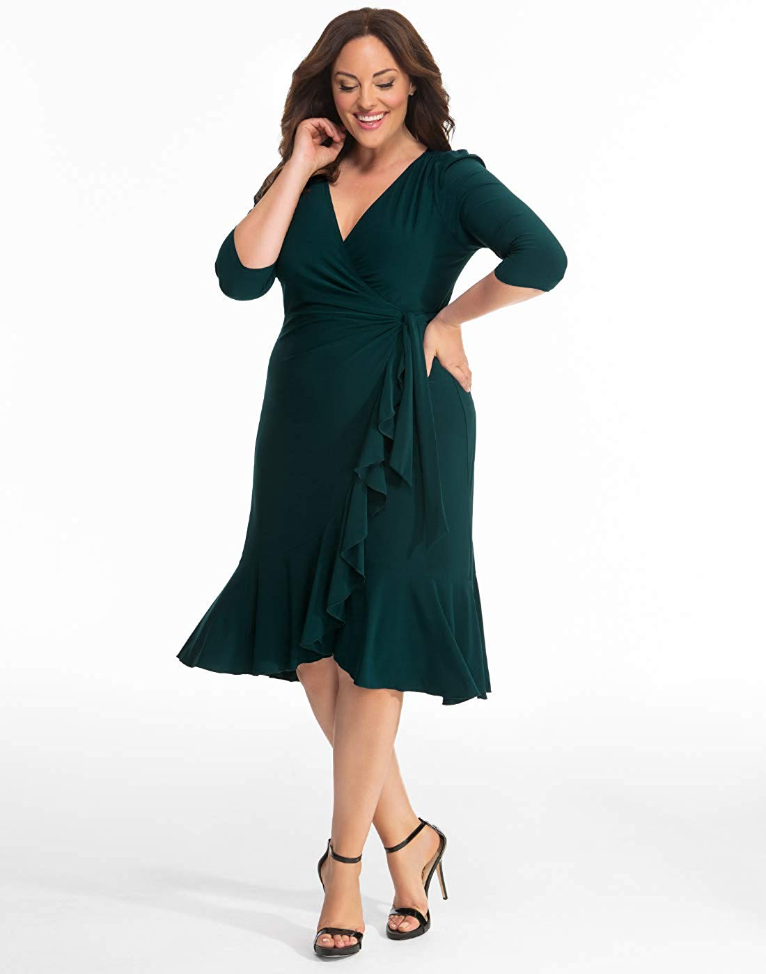 Sexy party dresses for curvy women