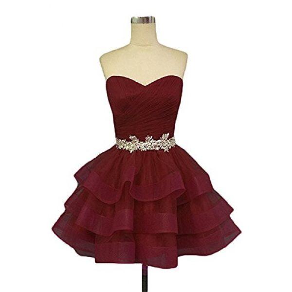 Sweetheart Homecoming Dresses