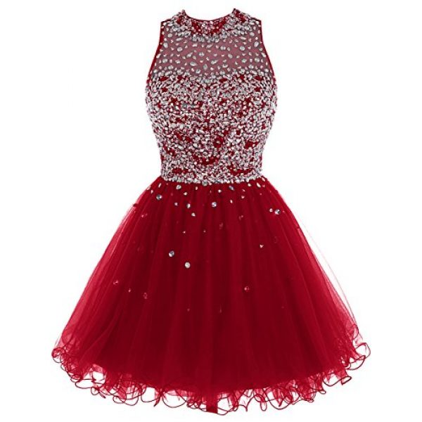 Red Prom Homecoming Dresses