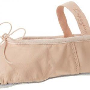 Capezio Women's Daisy Ballet Shoe,Ballet Pink,3 M US