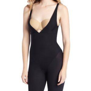 Maidenform Flexees Women's Shapewear Wear Your Own Bra Singlet ,Black,Large