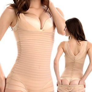 OLIKEME Women's Shapewear,High Waist Panties Seamless Firm Control Bodysuit Waist Shaper for Women Shapewear