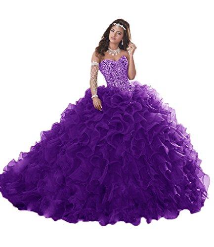 xswpl gorgeous heavy beaded organza quinceanera dresses