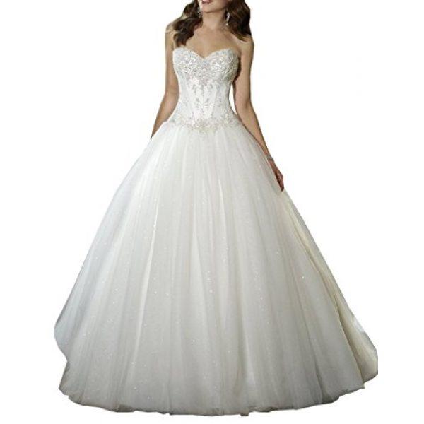 Sweetheart Wedding Dress Bodice